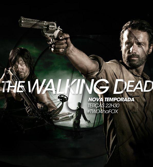 Fotos - The Walking Dead - Canal FOX - Canal FOX