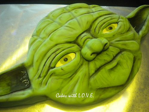 FULL Tutorial on how to make this cake on my FB Page :) www.facebook.com/mycakeswithlove