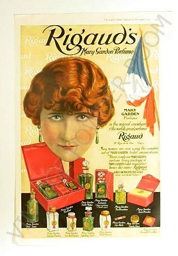 Mary Garden was an opera singer -- celebrity branding is nothing new. [Ad is from my collection.]: Opera Singers, Vintage Powder, Mary Gardens, Celebrity Branding, Historical Cosmetics, Powder Rooms
