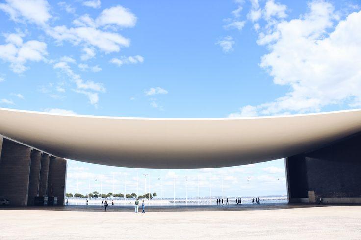 Pavilhão de Portugal, Parque das Nações, Lisboa.