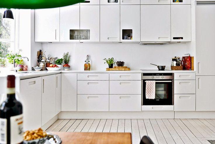 A fabulous Swedish apartment in Malmö