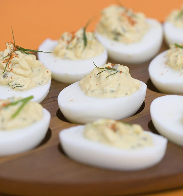The Secret to the Perfect Deviled Eggs