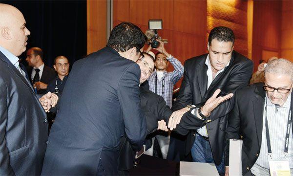 En raison des nouvelles dispositions des statuts de la FRMF. Doumou, Ouarzazi et Naciri éjectés de la liste de Lekjaa