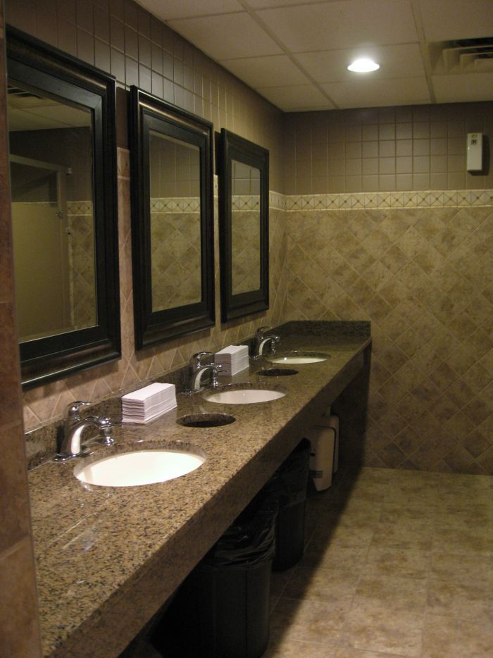 Restaurant Bathroom Design Idea ~ Best bathroom design images on pinterest