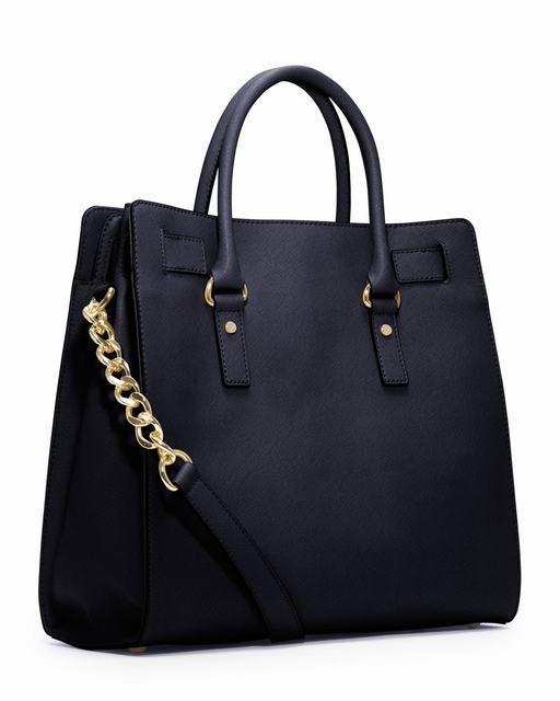Michael Kors Große Hamilton Saffiano Tote Schwarz 5 #bags#jewellery|#jewellerydesign}
