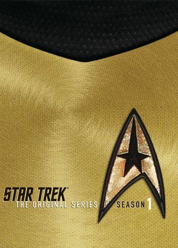 Star Trek: The Original Series - Season 1 [10 Discs] [DVD]