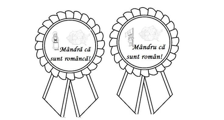 Mândru / Mândră că sunt român . româncă!