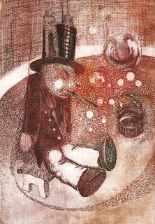 Kapa Melinda alkotásai: Rézkarc 2000-2009