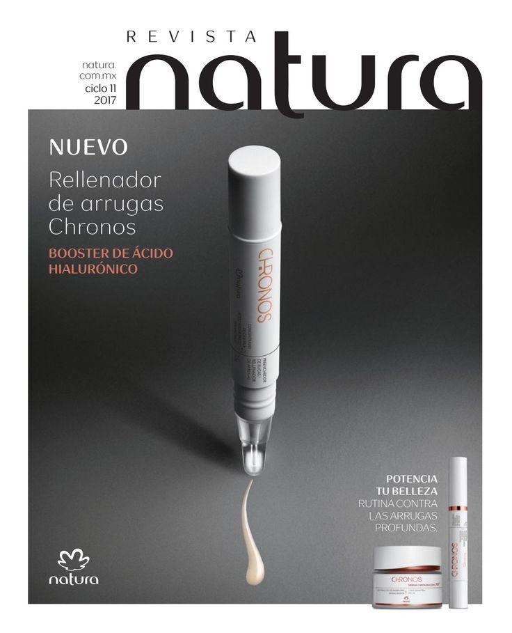 Revista Natura México - Ciclo 11 2017 by Natura de México - issuu
