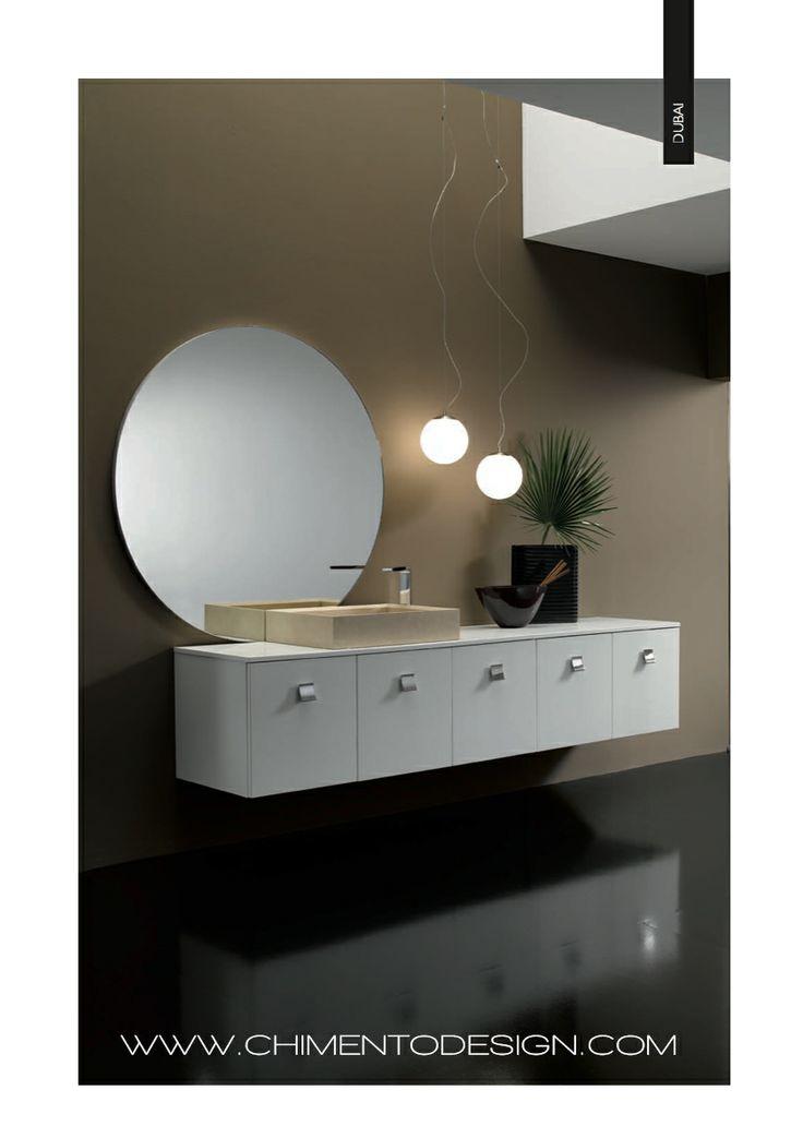 Chimento design arredo bagno di lusso made in italy - Arredo bagno lusso ...