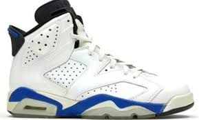 Cheap Air Jordan 6 Retro Sport Blue For Sale http://www.theblueretros.com/