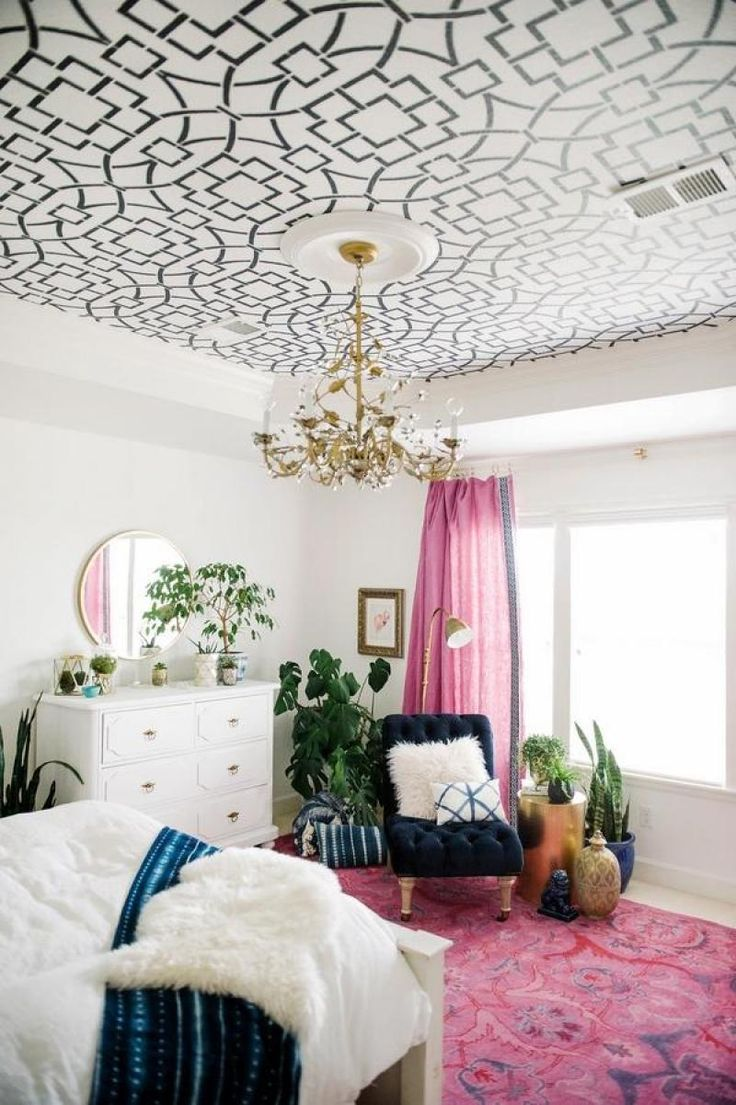 Best Tips for Choosing Pattern of Ceiling Stencils! |