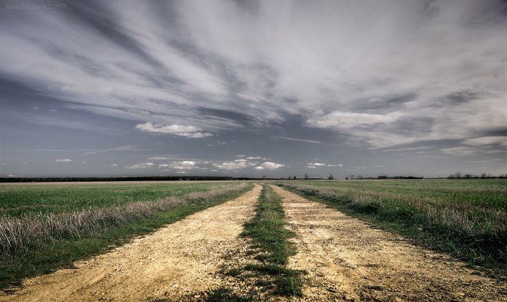 Fotografía Juanjo Mediavilla: Caminos rurales