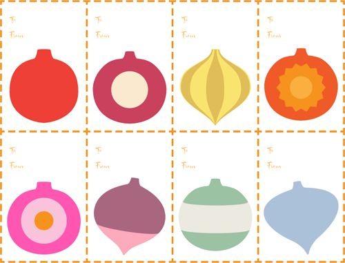 93 best print it images on pinterest back to school free holiday gift tags marmalade moon free printable negle Images
