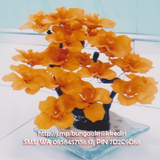 Bunga A008 - Bunga Akrilik Kediri
