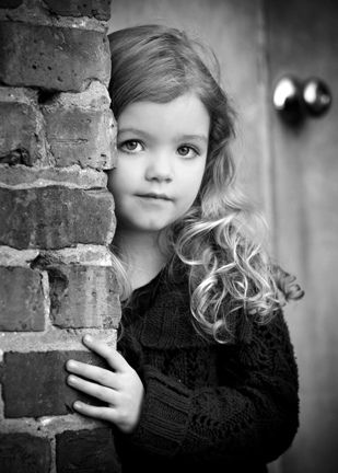 beautiful little girl pose.   246_retouchedc 5x7 by Tammy Wingo, via Flickr