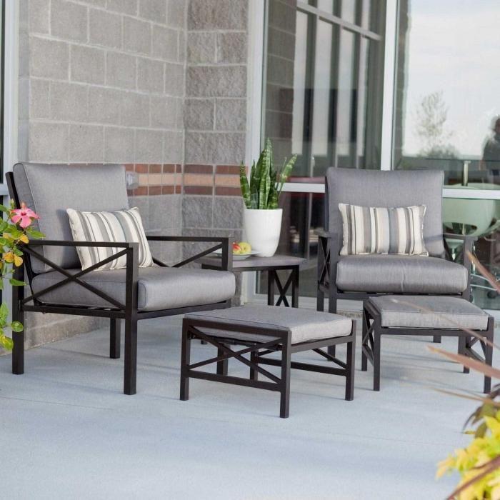 А нужна ли мебель для балкона? | Своими руками