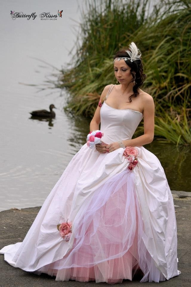 Made by Nicole from flowerette for all occasions... www.facebook.com/floweretteau