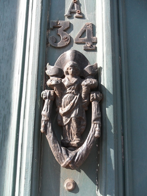 17 Best Images About Cool Door Knockers On Pinterest