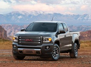 2016 GMC Canyon will feature this new refreshed look