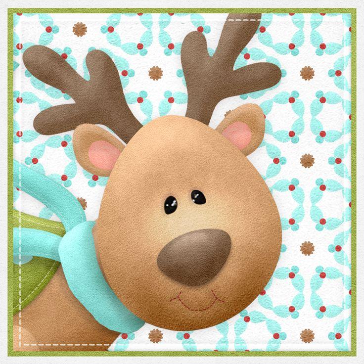●‿✿⁀Reindeer‿✿⁀●