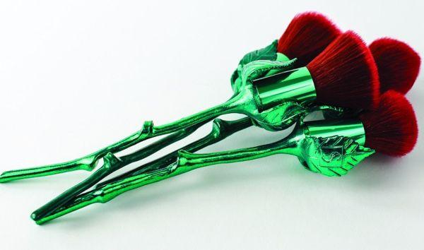 Storybook Cosmetics Unveils Enchanting Rose Brushes
