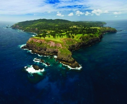 Glorious Norfolk Island. Ace Bourke has a great travel story on his blog about Norfolk Island.  Fly from Brisbane to Norfolk with Air NZ.