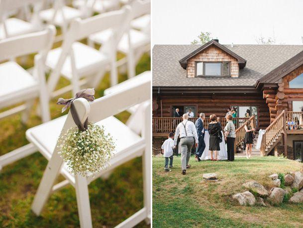 white monochrome Cheshire Lodge quebec wedding (4)