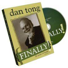 Dan Tong: FINALLY! - 50 Years Of Magic Volume 2 - DVD