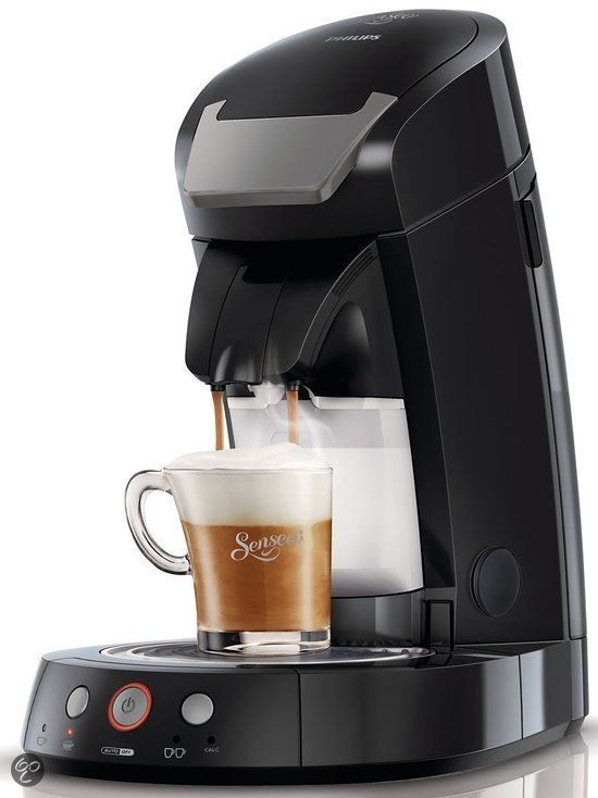 Philips Senseo Cappuccino Select HD7853/60 - Zwart