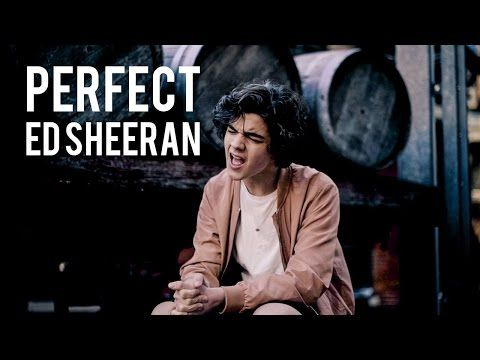 Perfect - Ed Sheeran (Cover by Alexander Stewart) - YouTube
