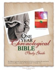 One-Year Chronological Bible Study Guide...free to print! Truly the best I've ever seen! Not sure if this is the one our group is using, but reading through the bible Chronologically this year.