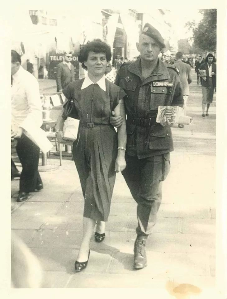 French Foreign Legion ~ Vietnam War / Guerre de Indochine - Commandant Marcel Bigeard