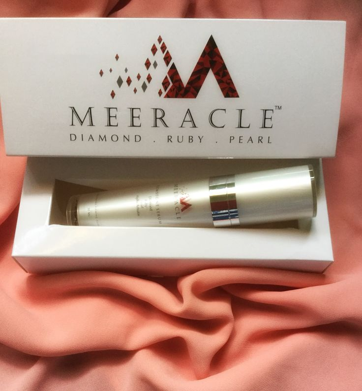 Meeracle Gemstone Serum For Your Natural Beauty.. #beauty#beautyproduct#health#naturalproduct#product#serum#halal