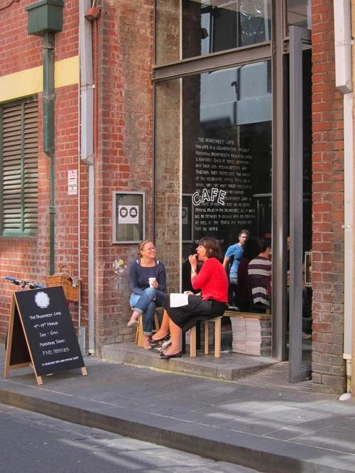 Broadsheet Cafe, Melbourne    Melbourne, a destination of wonderful people, can't wait to get there!
