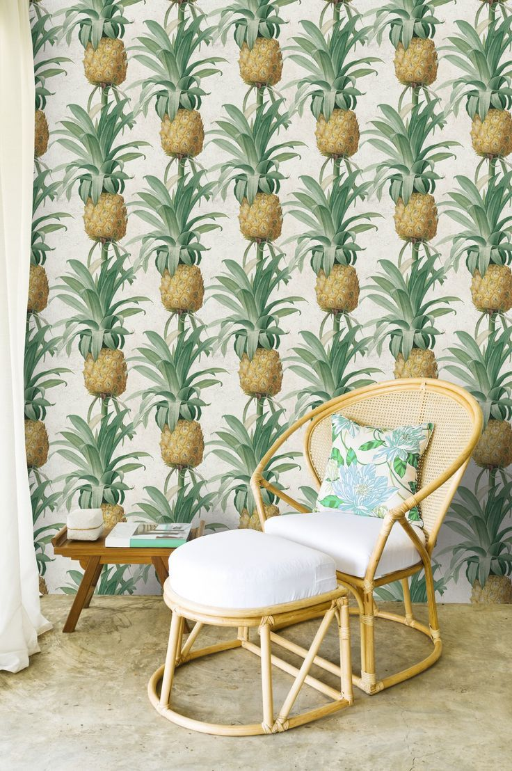 Top 10 wallpapers ...embrace the tropical trend and add some boho vibes to your place.