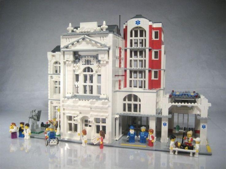 Lego City Hospital, Mercy General