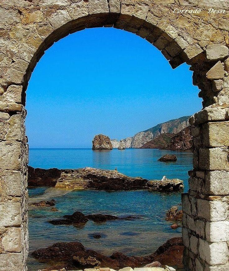 Nebida, Iglesias,  Sardinia