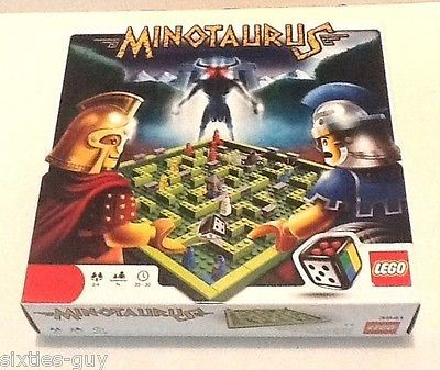 Lego Minotaurus Buildable Board Game Model 3841