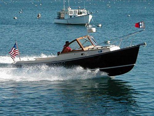 Wasque 26 Classic | CW Hood Yachts