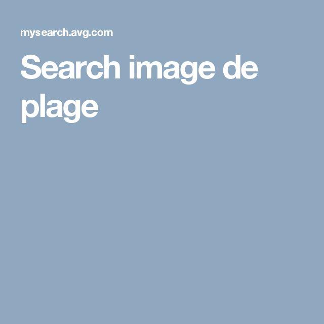 Search image de plage
