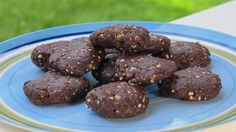 Raw Peppermint Patties-cashews, dates, cocoa powder,choco chips, peppermint extract, salt