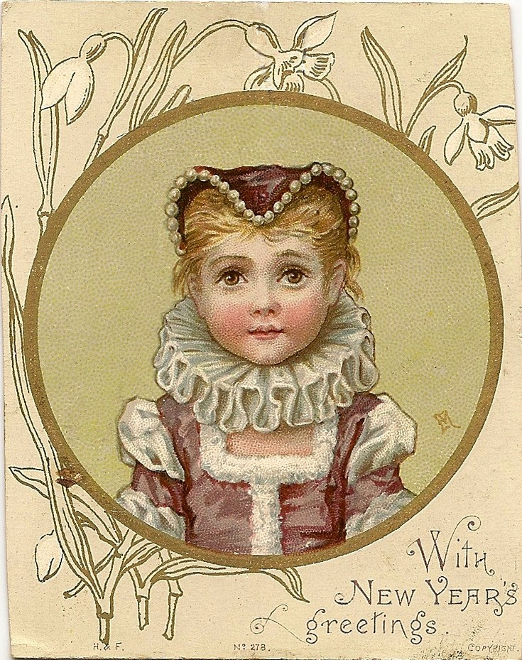Открытки, открытки 1880