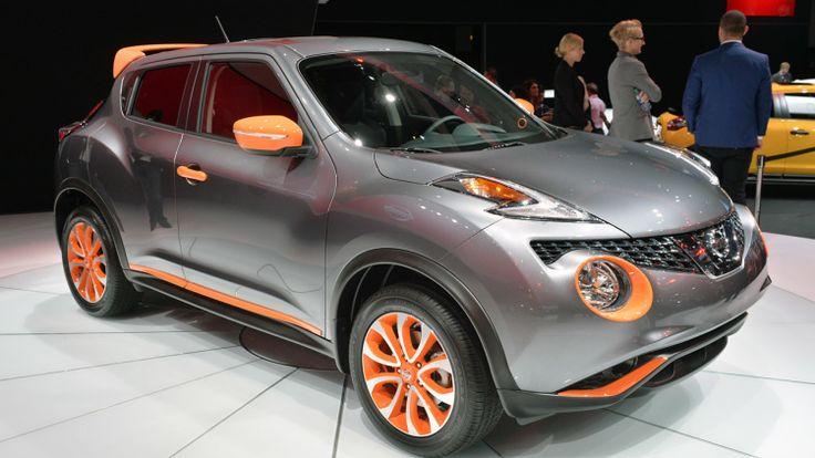 2015 Nissan Juke Color Studio: LA 2014 Photo Gallery - Autoblog