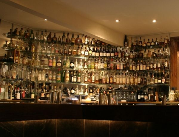 It's gin for the win at The Rummer Hotel in Bristol