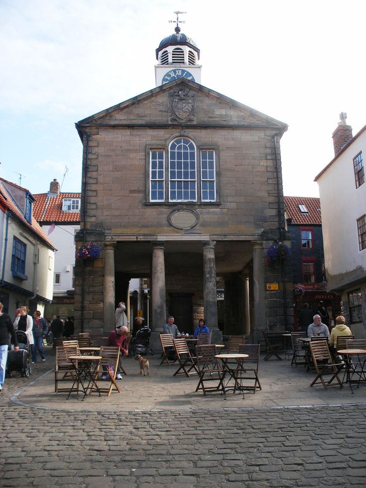 Whitby Town Hall