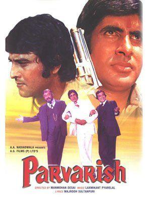 Parvarish Hindi Movie Online - Shammi Kapoor, Amitabh Bachchan, Vinod Khanna, Neetu Singh, Shabana Azmi, Kader Khan and Amjad Khan. Directed by Manmohan Desai. Music by Laxmikant-Pyarelal. 1977
