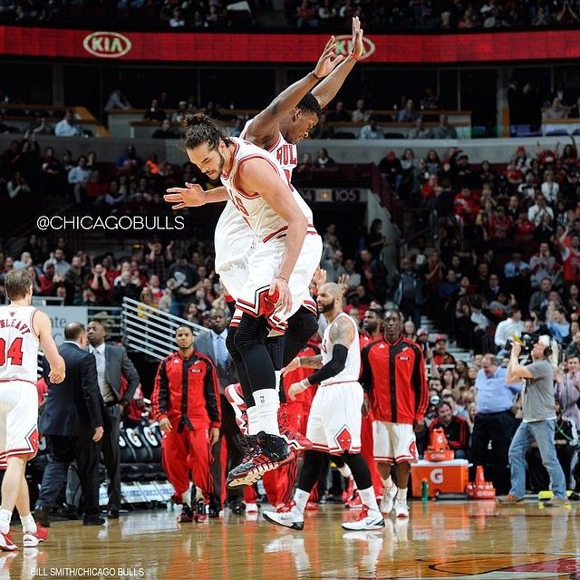 #Bulls win 89-77 over the #Pacers! #INDvsCHI