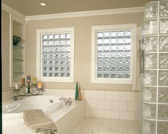 As the next treatment, the Bathroom Window Ideas in curtain combination  will be the next