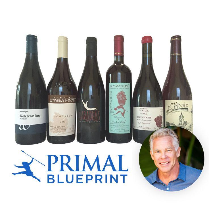 """The Perfect Paleo Wine."" Mark Sisson, Primal Blueprint"